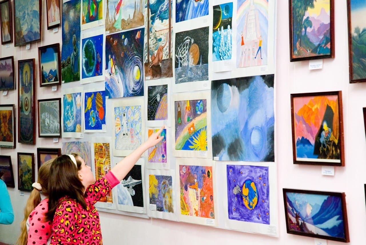 Галерея рисунки учащихся